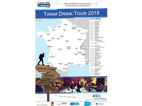 TWAM DRINK TOUR 2018