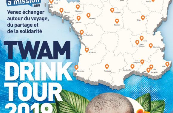 TWAM DRINK TOUR 2019
